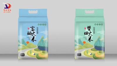 五谷杂粮包装袋也能玩出新花样,德远塑业为您量身定制