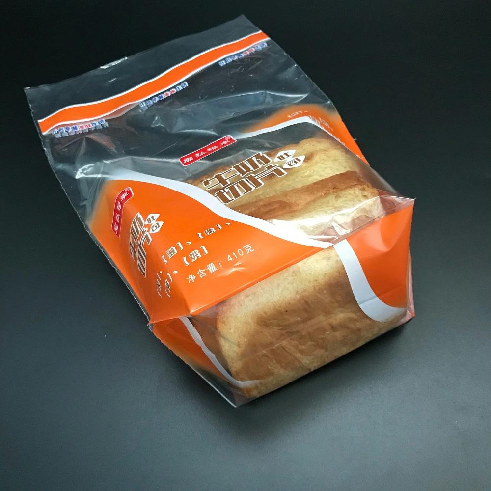齐口插底面包袋